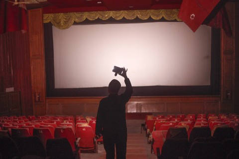 Terkenal Angker, Begini Kondisi Bioskop Atoom