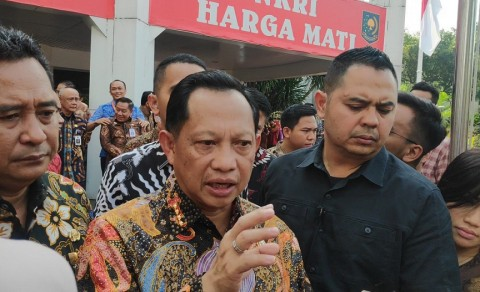 Tito Minta Kapolri Baru Tuntaskan Kasus Novel Baswedan