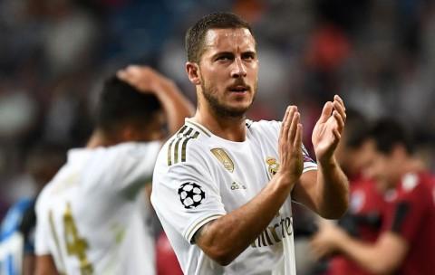 <i>Curhat</i> Hazard Soal Pengalamannya Ditangani Zidane