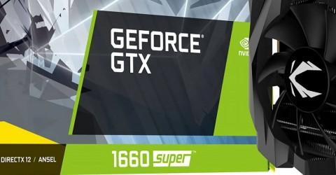 NVIDIA Rilis GeForce GTX 1660 SUPER dan GTX 1650 SUPER