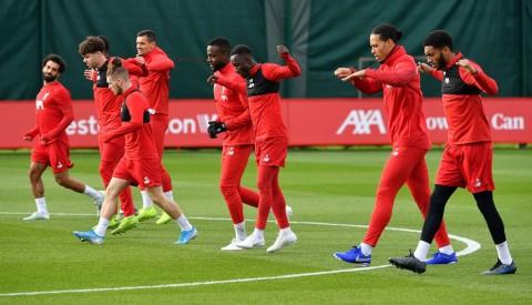 Susunan Pemain Liverpool vs Arsenal: The Reds Turunkan Pemain Lapis Kedua