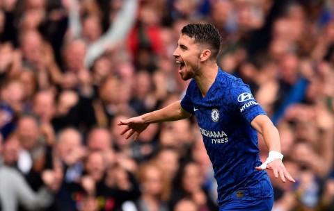 Susunan Pemain Chelsea vs MU: Jorginho Lakoni Debut sebagai Kapten