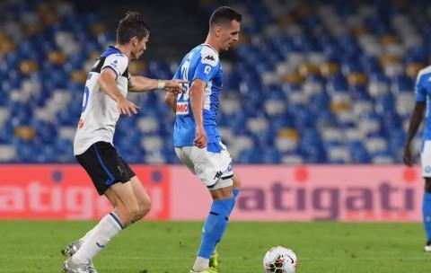 Gol Josip Ilicic Gagalkan Kemenangan Napoli