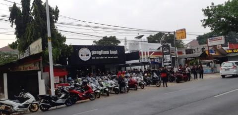 Ratusan Bikers Honda PCX Sunmori dan Bersenang-Senang