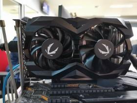 Zotac Gaming GeForce GTX 1660 SUPER Twin Fan, Bodi Kecil Kemampuan Ultra