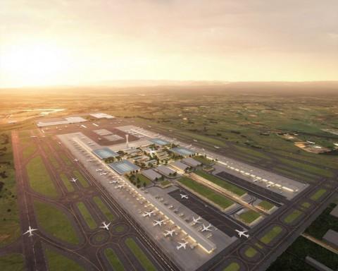 Desain Spektakuler Bandara Australia yang Ramah Lingkungan