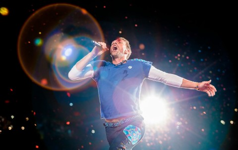 Album Baru Coldplay Terinspirasi dari Serial Game of Thrones