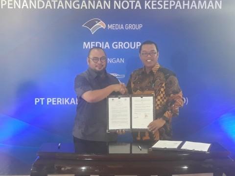 Media Group Berkolaborasi dengan Perinus