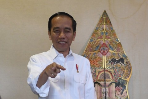 Jokowi Minta Nadiem Bikin Aplikasi Khusus Pendidikan