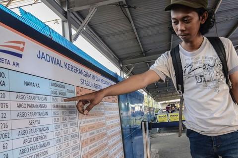 Mulai 1 November, Stasiun Bekasi Layani KA Jarak Jauh