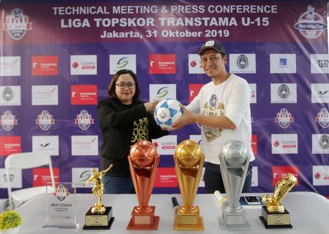 18 Pesepak Bola Muda Indonesia Siap Tampil di Norway Cup