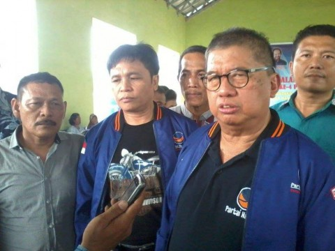 DPW Sumsel Dukung Surya Paloh Kembali Pimpin NasDem