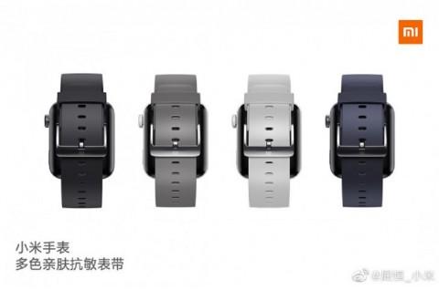 Xiaomi Ungkap Tali Berwarna Mi Watch