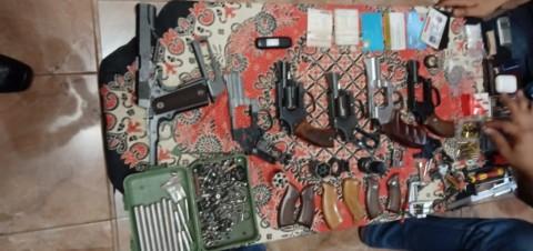 Yongki Belanja Bahan Senjata Rakitan dari Toko Daring