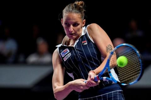 Bianca Andreescu Mundur dari WTA Finals