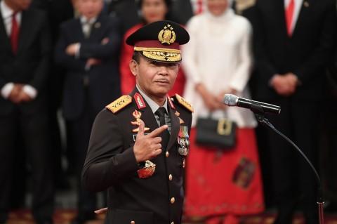 Kapolri Idham Azis Bakal Menemui Panglima TNI