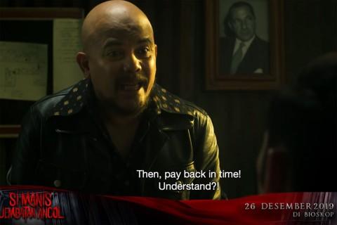 Ozy Syahputra Depresi Berperan di Film Si Manis Jembatan Ancol