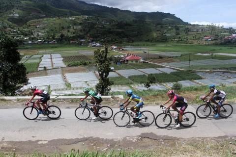 Dua Tim Mundur dari Tour de Singkarak 2019