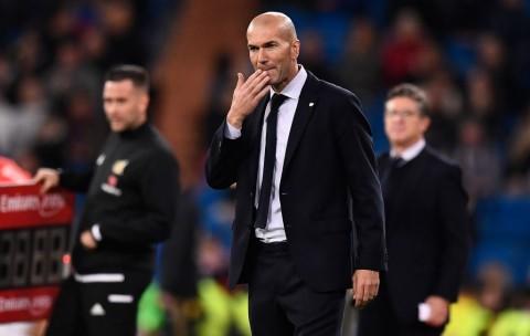 Zidane tak Perlu Beri Jaminan untuk Pertahankan Bale