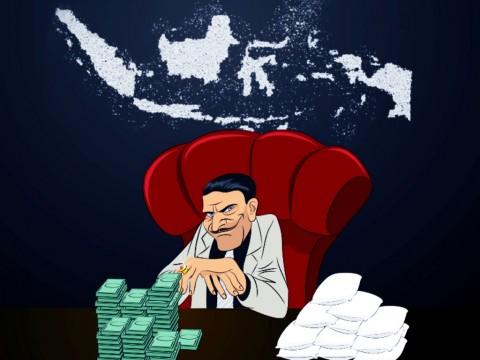 Polisi Bongkar Jaringan Narkoba Malaysia-Jakarta