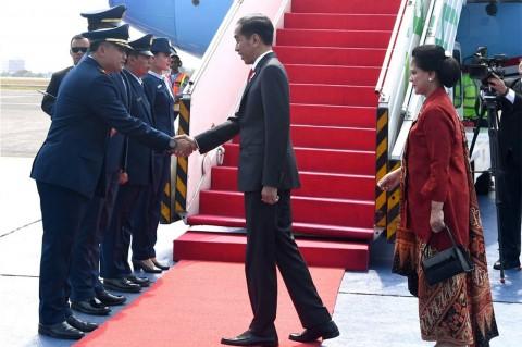 Hadiri KTT ASEAN, Jokowi Bertolak ke Thailand