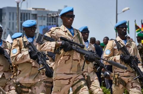 Teroris Serang Pos Militer di Mali, 53 Prajurit Tewas
