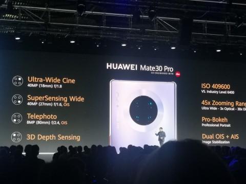 Huawei Gelar Pemesanan Mate 30 Pro di Indonesia