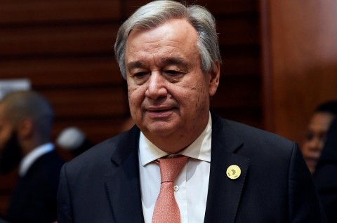 Sekjen PBB Minta Asia Hentikan 'Kecanduan' Batu Bara