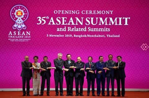 Indonesia Kembali Angkat Isu Rakhine di KTT ke-35 ASEAN
