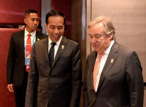 Indonesia Siap Berkontribusi Upaya Penyelesaian Masalah Palestina