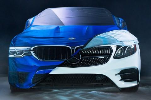BMW Goda Mercedes-Benz Saat Halloween