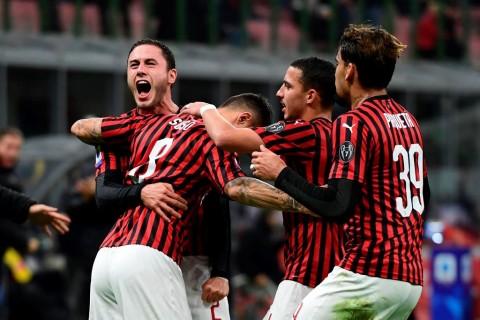 Jadwal Pertandingan Malam Ini: AC Milan vs Lazio