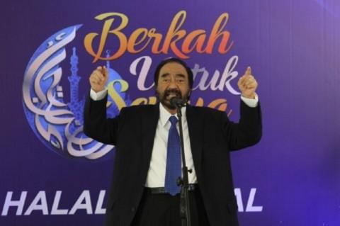 NasDem Babel Dukung Surya Paloh Kembali Nakhodai Partai