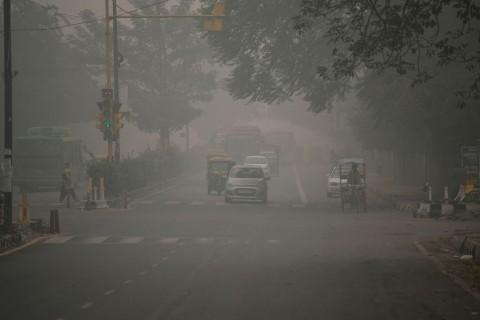 Kualitas Udara di India Memburuk