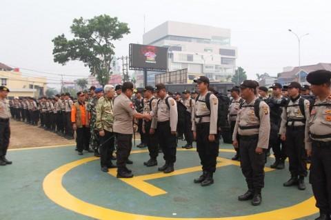 Karhutla Padam, 850 Personel Ditarik dari OKI