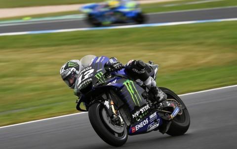 Hasil MotoGP Malaysia: Vinales Raih Podium Pertama, Rossi Keempat