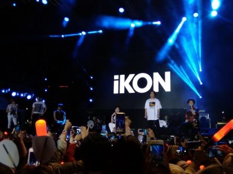 iKON Ajak Penggemar Pesta Pora di Gudfest 2019