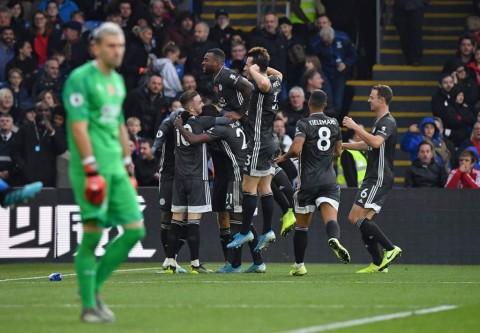 Bungkam Crystal Palace, Leicester Geser Chelsea di Posisi Ketiga