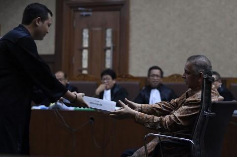 Sofyan Basir Berharap Keadilan
