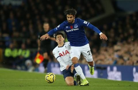 Andre Gomes Patah Kaki di Laga Everton vs Tottenham