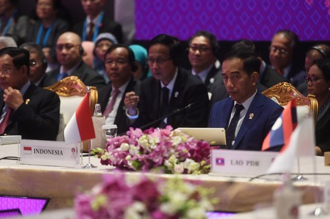 Agenda Jokowi di KTT ASEAN Hari Ini