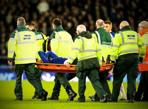 Everton Umumkan Perkembangan Cedera Patah Kaki Andre Gomes