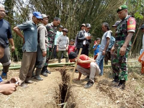 Anggaran BTT Bantu Warga Terdampak Pergerakan Tanah di Garut