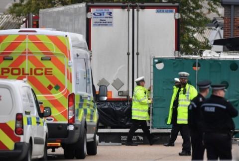 Delapan Orang Ditangkap Terkait Penemuan Mayat di Truk