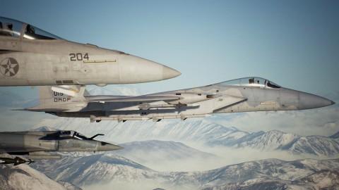 Serunya Pertempuran Udara di Ace Combat 7: Skies Unknown