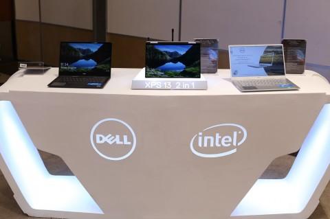 Dell XPS dan Inspiron Teranyar Adopsi Prosesor Intel Gen-10