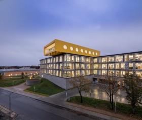 Begini Meriahnya Kantor Lego di Denmark