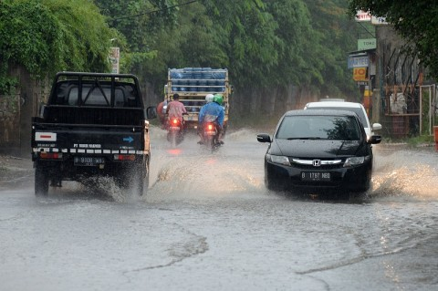 OPD Kota Tangerang Diminta Pantau Drainase