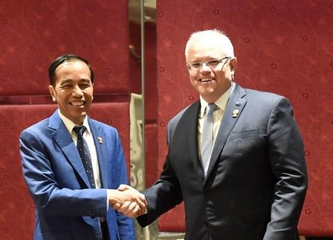 Jokowi-PM Australia Bahas Kunjungan ke Papua
