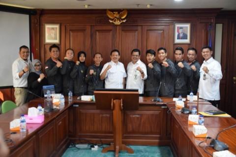 12 Karateka Jebolan O2SN Wakili Indonesia di Belgia